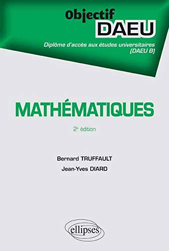 9782340002807: Mathématiques Objectif DAEU B