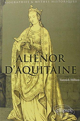9782340003828: Aliénor d'Aquitaine
