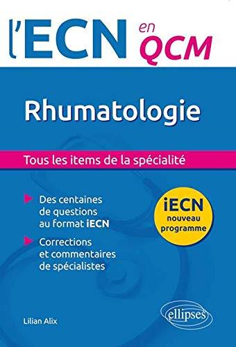 9782340005655: Rhumatologie l'ECN en QCM