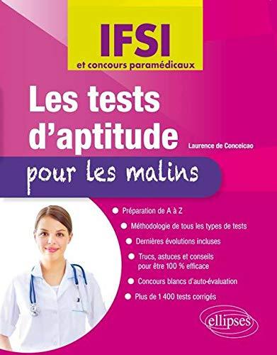 9782340007383: Les Tests d'Aptitude pour les Malins IFSI