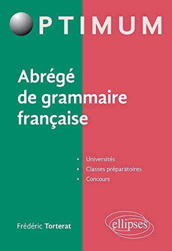 9782340009462: Abrégé de Grammaire Française