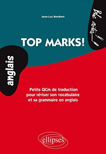9782340009851: Top Marks Petits QCM de Traduction pour R�viser Son Vocabulaire & Sa Grammaire en Anglais Niveau 2
