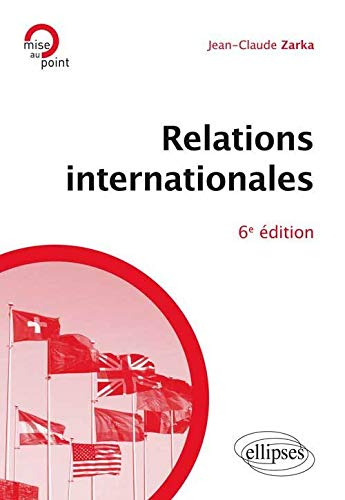 9782340010208: Relations Internationales