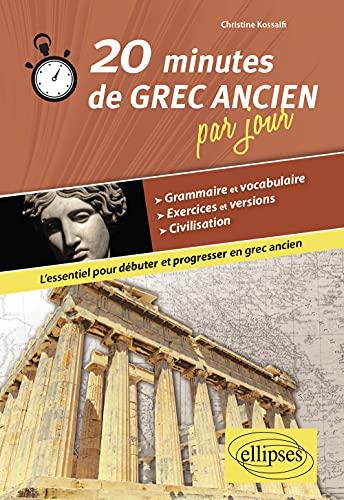 9782340014923: 20 Minutes de Grec Ancien par Jour