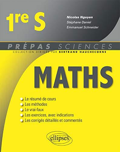 9782340016439: Mathematiques - Première S