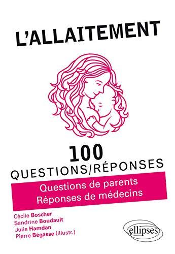 L'allaitement: Cécile Boscher; Sandrine