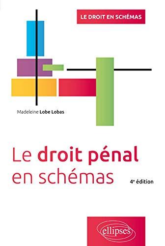 9782340028500: Le droit pénal en schémas - 4e édition