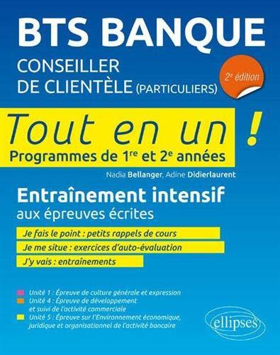9782340028722: BTS Banque - Conseiller de clientèle - 2e édition