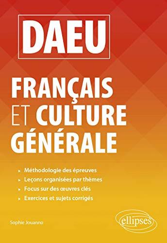 9782340041318: DAEU Français et Culture générale