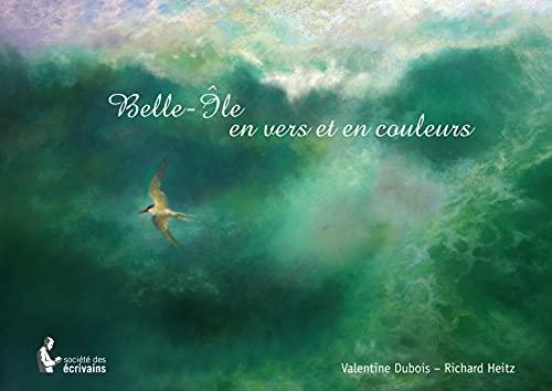 9782342020083: Belle-Île en vers et en couleurs