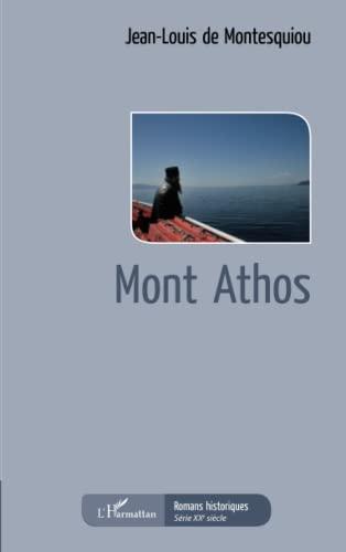 9782343000534: Mont Athos