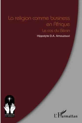 9782343001166: La religion comme business en Afrique