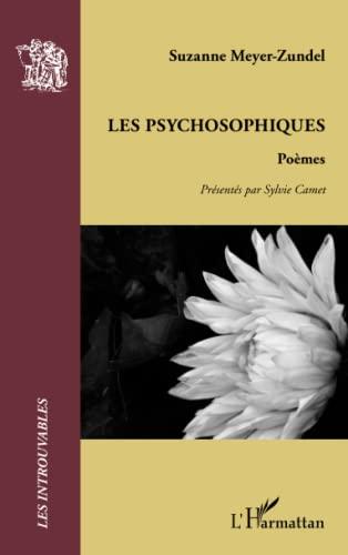9782343004419: Les psychosophiques: Poèmes (French Edition)