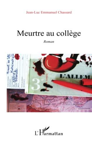 9782343014265: Meurtre au College Roman