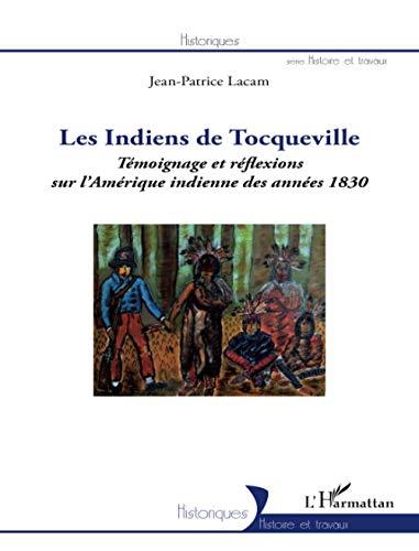9782343015293: Les indiens de Tocqueville