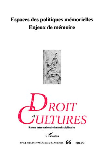 9782343021171: Espaces des politiques mémorielles: Enjeux de mémoire (French Edition)