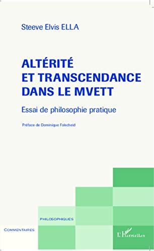 9782343022208: Altérité et transcendance dans le Mvett
