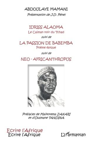 9782343023847 Idriss Alaoma Le Caïman Noir Du Tchad Suivi