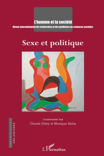 9782343027524: Sexe et politique (French Edition)