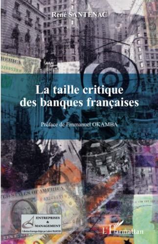 9782343037462: La taille critique des banques françaises