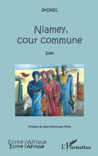 9782343042909: Niamey, cour commune