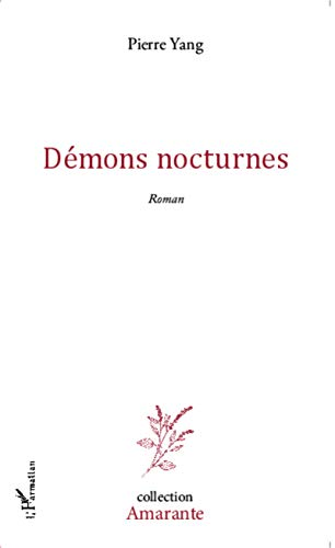 9782343045283: Démons nocturnes: Roman (French Edition)