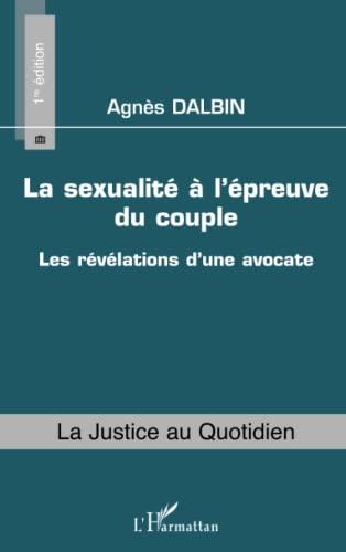 9782343049380: La sexualité à l'épreuve du couple