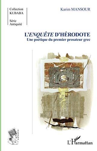 9782343050119: L'enqu�te d'H�rodote