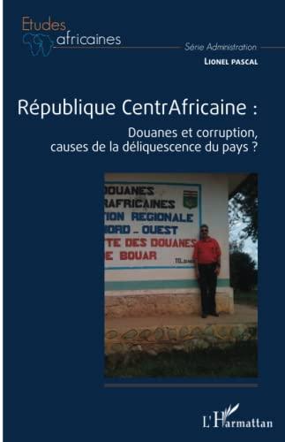 9782343052977: République CentrAfricaine :