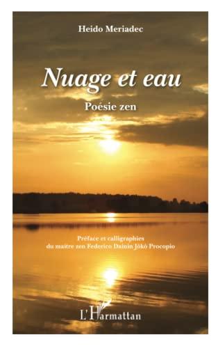 9782343054353: Nuage et eau, poésie zen