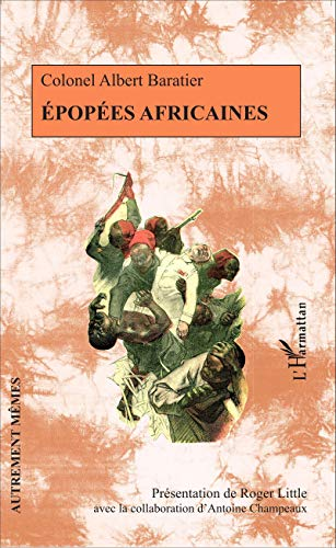 9782343056517: Épopées africaines (French Edition)