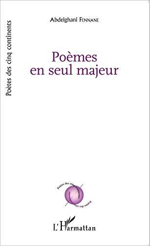 9782343063843: Poèmes en seul majeur (French Edition)