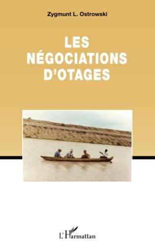 9782343069739: Les négociations d'otages