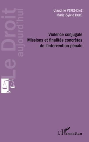 9782343070858: Violence conjugale