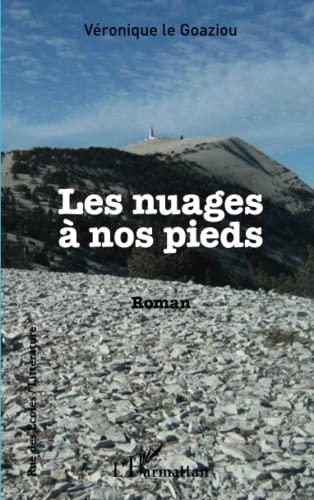 9782343073910: Nuages a Nos Pieds Roman