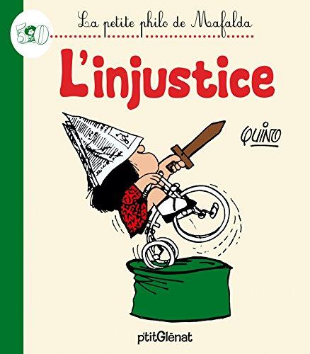 9782344000199: La Petite philo de Mafalda - L'injustice