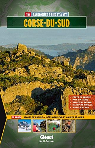 9782344000823: Corse-du-Sud: 110 balades et randonnées à pied et à VTT