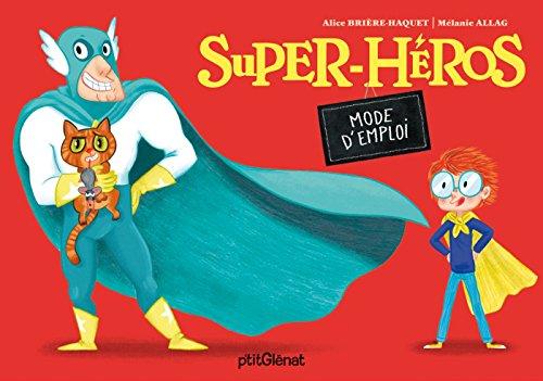 9782344001462: Super-héros - Mode d'emploi
