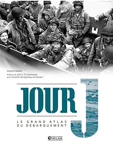 9782344001578: Jour J : Le Grand Atlas du débarquement