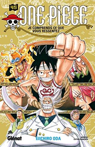 9782344001899: One Piece - Édition originale - Tome 45: Je comprends ce que vous ressentez