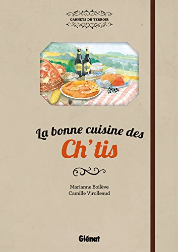 9782344002605: La bonne cuisine des Ch'tis
