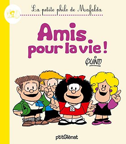 9782344002612: La Petite philo de Mafalda - Amis pour la vie