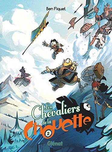 CHEVALIERS DE LA CHOUETTE (LES) T.02: FIQUET BEN