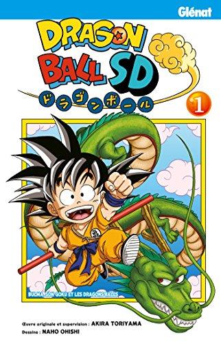 9782344003305: DRAGON BALL SD T.01 (COULEURS) by AKIRA TORIYAMA