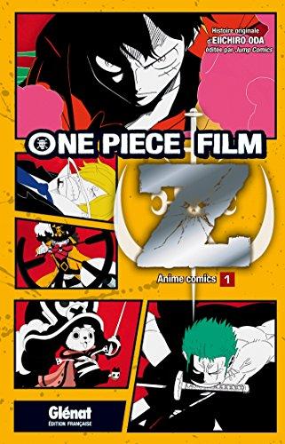 9782344003480: One Piece Z - Tome 01