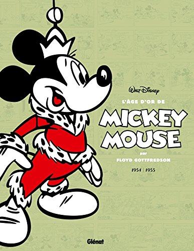 9782344003695: L'âge d'or de Mickey Mouse, Tome 11 : 1954-1955 : Le Monde souterrain et autres histoires