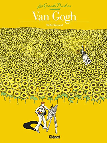 9782344003862: Les Grands Peintres - Van Gogh : Champ de blé aux corbeaux