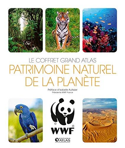 9782344004104: Patrimoine naturel de la planète : Coffret Les sites naturels du monde + Les animaux en danger