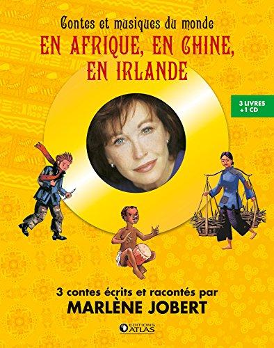 9782344004173: Contes et musiques du monde / en Afrique, en Chine, en Irlande : Coffret