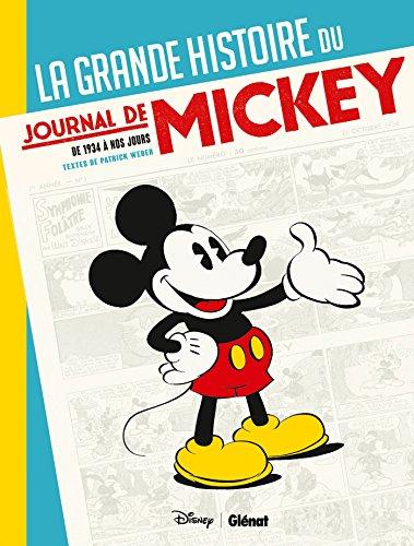 9782344004753: La Grande Histoire du Journal de Mickey